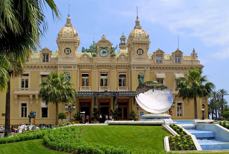 Casino de Monte Carlo, Monaco