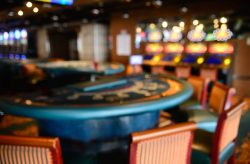 Online Betting Games for Gamblers Who Are On the Move