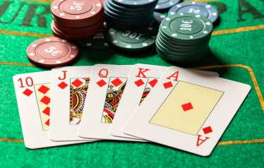 Setting up the Big Poker Win