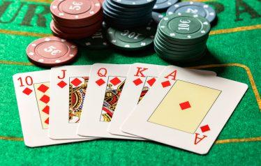 Setting up the Big Poker Win